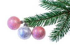 Free Christmas Ornament Royalty Free Stock Photos - 1493848