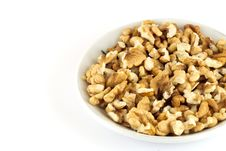 Free Shelled Nuts Royalty Free Stock Photo - 1494335