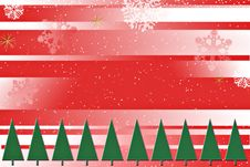 Free Christmas Trees Stock Photo - 1495190