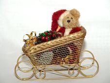 Free Santa Three Royalty Free Stock Photography - 1495817