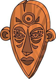 Free Tiki Mask Stock Photo - 1497280