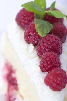 Free Raspberry Dessert Stock Photos - 1497573