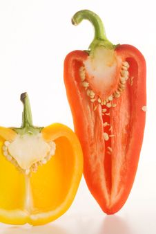 Free Just Peppers, You Know Stock Photo - 1497810