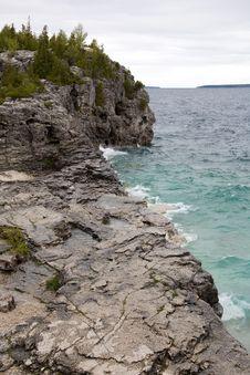 Free Tobermory Sea Rocks Stock Images - 1498254