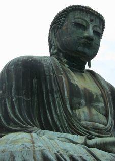 Free Kamakura Buddha Stock Photos - 1498433