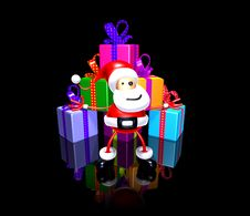 Free Gifts Stock Photos - 1498713