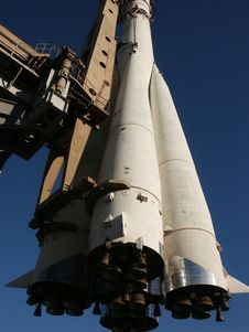 Free Rocket Royalty Free Stock Photography - 1499397