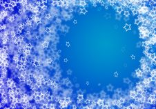 Free Abstract Blue Background Stock Images - 1499924