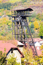 Free Old Mining Tower Royalty Free Stock Photos - 14902538