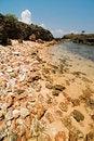 Free Rocky Beach Shoreline Stock Photography - 14902782