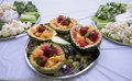 Free Fruit And Vegetable Trays Stock Images - 14904364