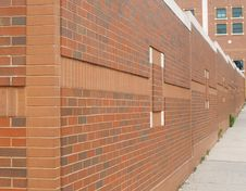 Free Brick Wall Stock Photo - 14900730