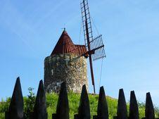 Free Windmill Stock Image - 14901981