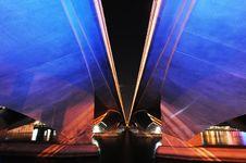 Free Esplanade Bridge Stock Photography - 14902112