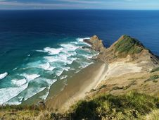 Cape Reinga Stock Photo
