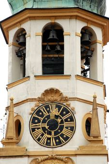 Free Tower Of Loreta Church Stock Photos - 14902263