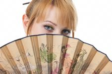 Free Looking For Fans Royalty Free Stock Image - 14902416