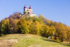 Free Banska Stiavnica Royalty Free Stock Photos - 14902568