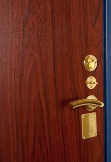 Free Modern Doorlock Royalty Free Stock Image - 14902696