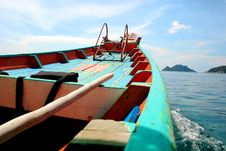 Free Boat Of Thailand Royalty Free Stock Photography - 14902967