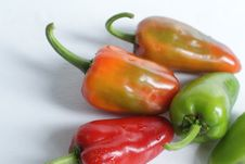 Free Chillies Royalty Free Stock Photos - 14904288