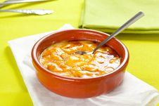 Free Crema Catalana Delicious Typical Spanish Dessert Royalty Free Stock Photo - 14904395