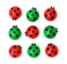 Free Group Of Ladybugs Stock Photography - 14905912