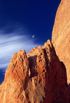 Free Moon Landing Royalty Free Stock Photos - 14906138
