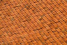 Free Tile Roof Stock Photos - 14909633