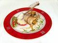 Free Fish Snack Stock Image - 14910651