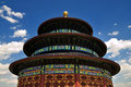 Free Chinese Architecture-Temple Of Heaven Royalty Free Stock Photo - 14914135