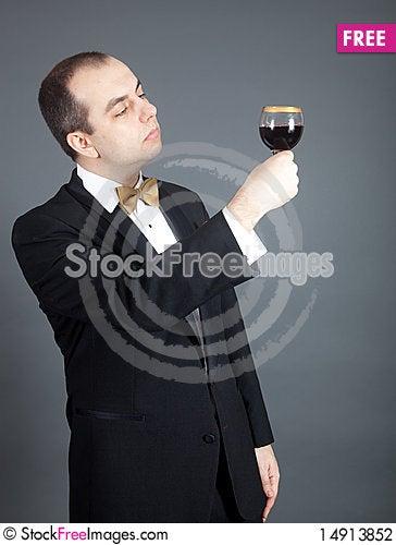 Free Nice Wine Stock Photography - 14913852