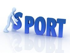 Free Sport Concept Stock Images - 14910814