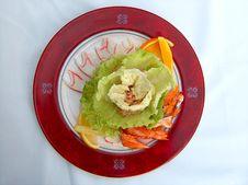 Free Tunas Salad Stock Photo - 14910820
