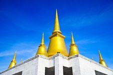 Free Pagoda In Thailand Stock Photos - 14911213