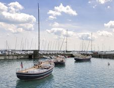 Free Chicago Tender Boats Stock Photos - 14911303
