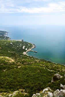 Free Crimean Coastline Royalty Free Stock Photos - 14911878