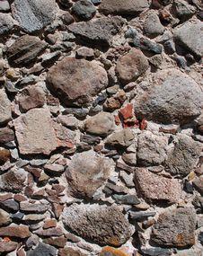 Free Stone Wall Stock Image - 14912091