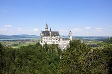 Free Castle In Munich Royalty Free Stock Photo - 14912155