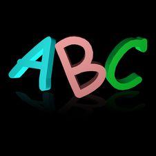 Free ABC Stock Photography - 14912812