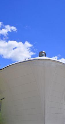 Free Luxury Boat Bow Stock Image - 14913111
