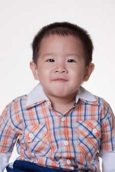 Free Asian Boy Stock Photos - 14913543