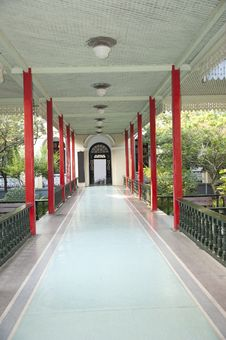Free Corridor Royalty Free Stock Image - 14913846