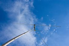 Free Antenna And Sky Royalty Free Stock Photography - 14914427