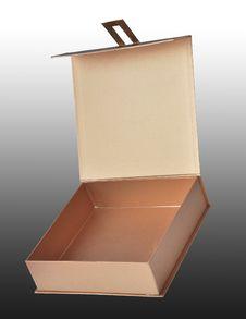 Free Golden Box Stock Photography - 14915422