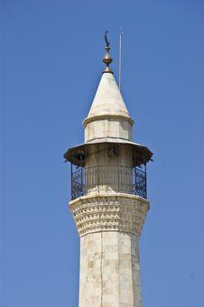 Free White Minaret Stock Images - 14916204