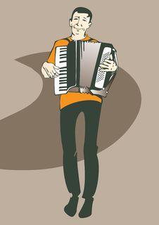 Free Harmonica Royalty Free Stock Image - 14917656