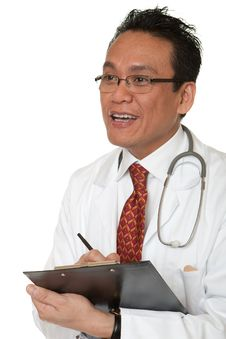 Free Friendly Doctor Stock Photo - 14918310