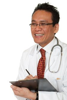 Free Friendly Doctor Stock Image - 14918311