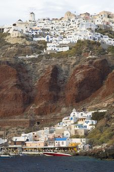 Free Santorini - Greece Royalty Free Stock Photos - 14918328